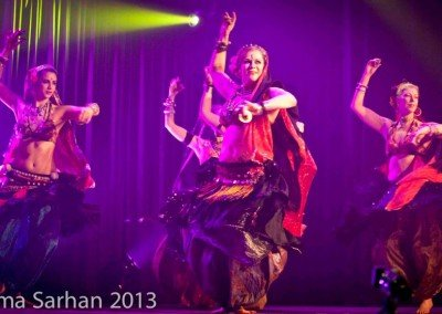 Sydney Middle Eastern Dance Fest by Alma Sarhan