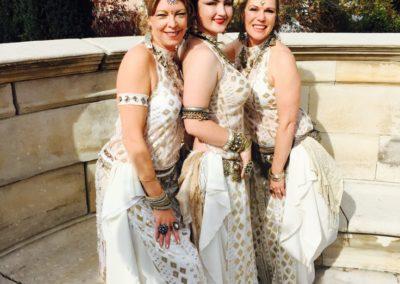Cath, Laura and Diane, Katoomba.